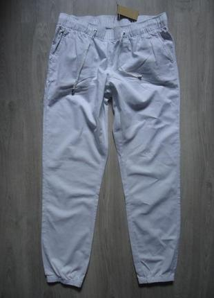 Женские брюки лен+хлопок esmara германия, 40 евро - 46 наш