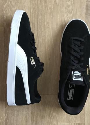 Кроссовки puma suede s men's sneakers