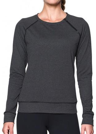 Женская спортивная кофта свитшот under armour coldgear cosy noveltyzip