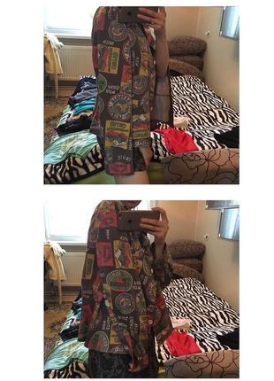 Жакет пиджак графит графитового цвета оверсайз