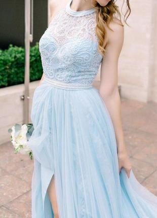 Платье sherri hill5 фото