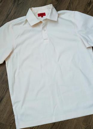 Летняя мужская рубашка поло с коротким рукавом шведка тенниска