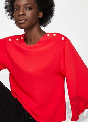 Шикарная блуза zara из новой колекции.