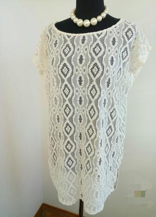 Пляжное платье туника от next