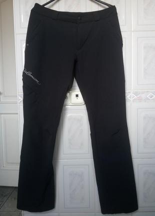 Salomon actilite softshell софтшел трекинговые штаны