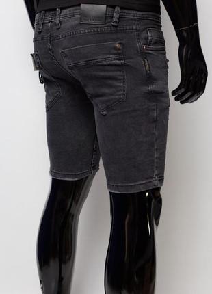 Шорты мужские джинсовые jeckerson d33 22933 фото