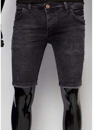 Шорты мужские джинсовые jeckerson d33 2293