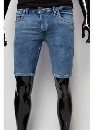 Шорты мужские джинсовые jeckerson d33 22934 фото