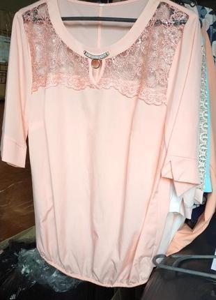 Модная и стильная женская блузка