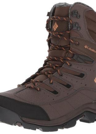 Зимние непром-мые ботинки columbia gunnison plus omni-heat -32с оригинал 43-44