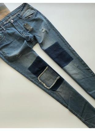 Новые джинсы бойфренд esmara рр л