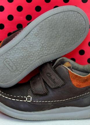 Ботинки clarks5 фото