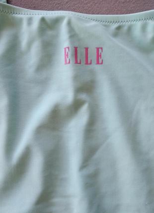 Купальник слитный elle3 фото