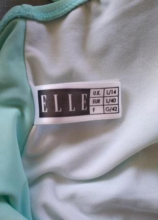 Купальник слитный elle4 фото
