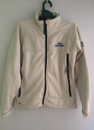 Куртка-штормовка софтшел stormtech
