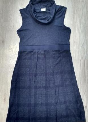 Очень удобное трикотажное платье (сарафан) bonprix. размер 48-50.