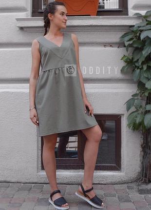 Плаття льон 100%