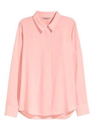 H&m блузка рубашка , 36 и 383 фото