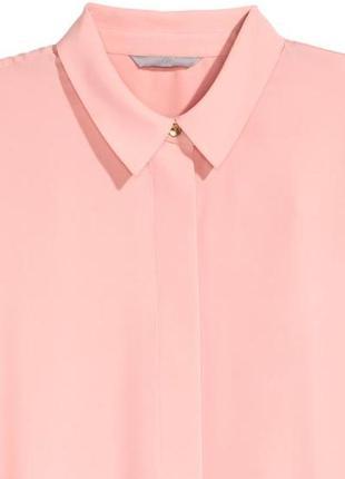 H&m блузка рубашка , 36 и 382 фото