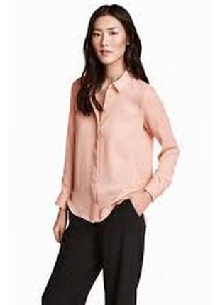 H&m блузка рубашка , 36 и 384 фото