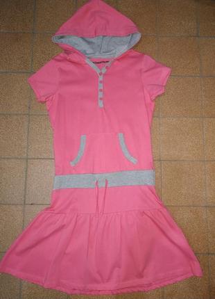 Классное платье спортивного стиля freespirit