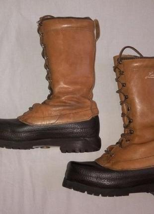 Ботинки lundhags skomakarna. размер 38