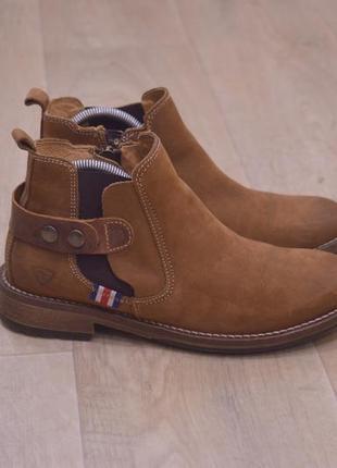 Tamaris женские ботинки оригинал кожа осень весна