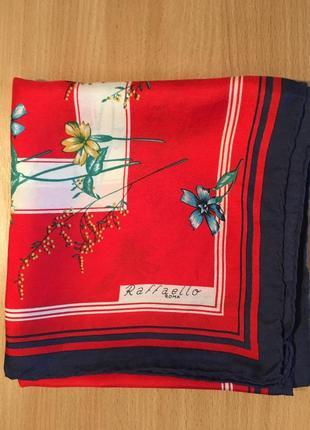 Красный винтаж rafaello