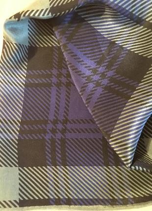 Платок швейцарского бренда шелк christian fischbacher5 фото