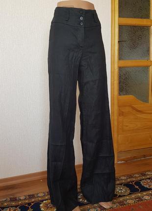 Стильні штани 💥🔥100% льон ❤
