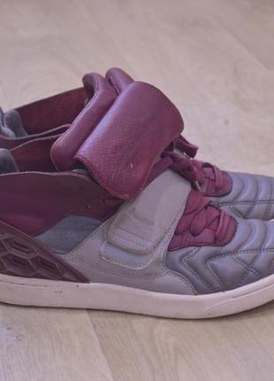 Nike tiempo vetta qs мужские высокие кроссовки кожа оригинал