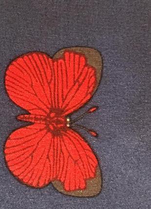 Платок бабочки hanae mori6 фото