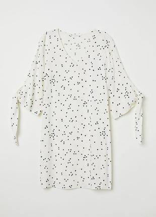 Літнє віскозне платтячко h&m