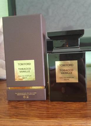 Tom ford tobacco vanille оригінал 10 мл