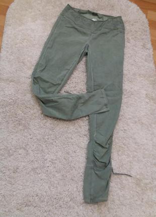 Брюки джинсы варенки мягкий пояс