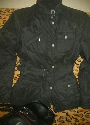 Стёганная куртка h&m.