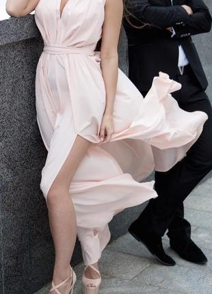 Платье выпускное, коктельное, вечернее