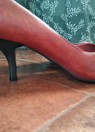 Туфли из натуральной кожи4 фото