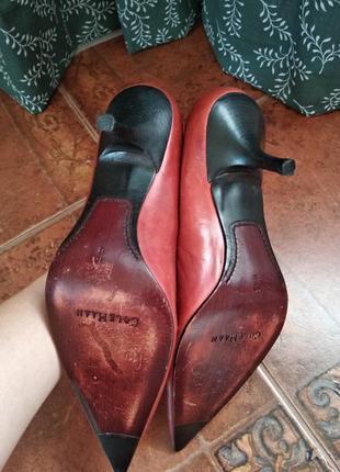 Туфли из натуральной кожи6 фото