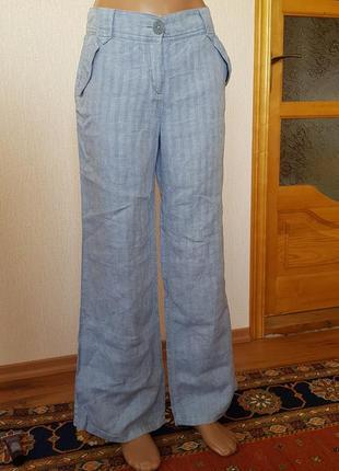 Шикарні 🔥💥якісні брюки 100% льон ❤