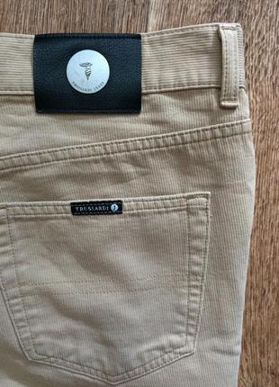 Мужские штаны брюки trussardi jeans