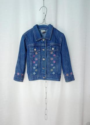 Отличная джинсовая курточка 🏃♀️