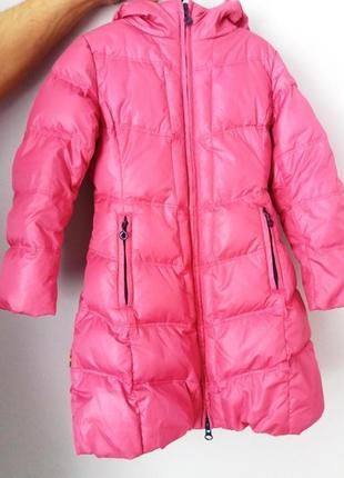 Пальто snowimage 4 -5 лет (110)