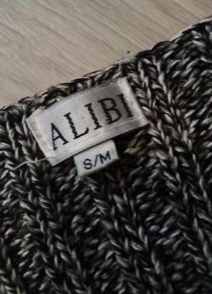 Свитер alibi2 фото