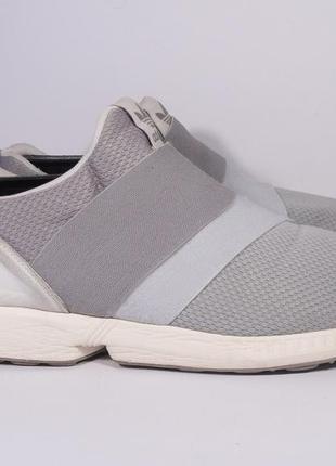 Кроссовки adidas zx flux slip on1 фото