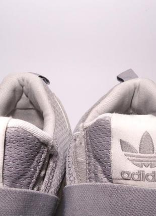 Кроссовки adidas zx flux slip on7 фото