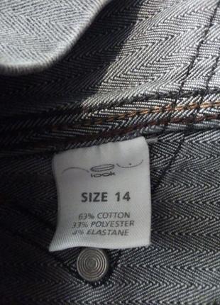 Брендовая джинсовая юбка new look5 фото
