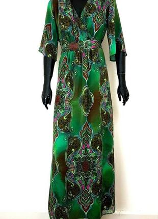 Next шикарное длинное платье