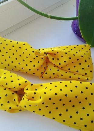 Повязка чалма повязка на голову фемели лук аксессуары для волос ободок