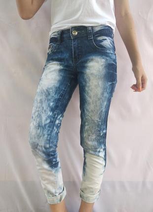 Красивые варёные вареные джинсы, бриджи.скини джинсы